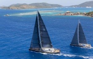 Loro Piana Super yacht Racing
