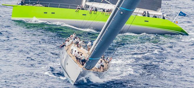 Loro Piana Superyacht Regatta.