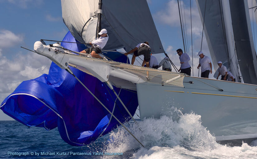 Photograph © by Michael Kurtz / Pantaenius Yacht Insurance