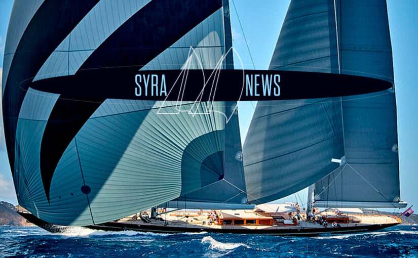 Superyacht Racing Association Newsletter